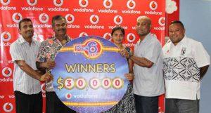Vodafone Lottery Winner 2020