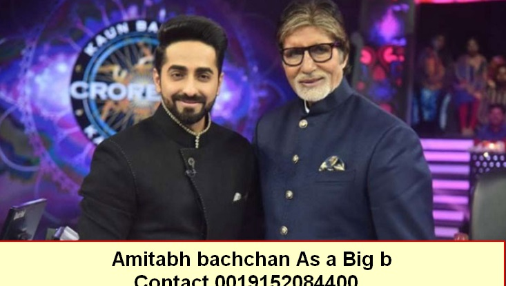 amitabh bachan as big b latest photo contact 0019152084400 kbc lottery winner