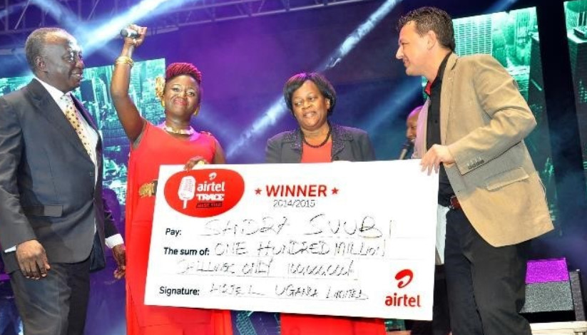 airtel lottery winner cheque price 25 lakh latest